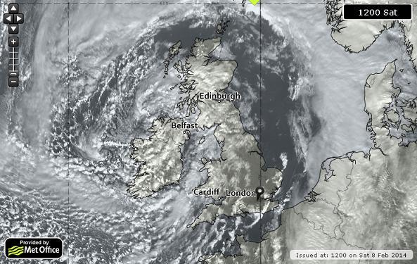 atlantic superstorm image 34 UKMet