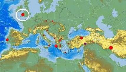 Euro-Med Earthquakes 24hrs
