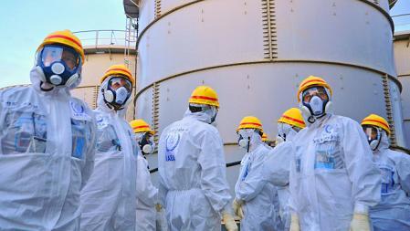 IAEA at Fukushima