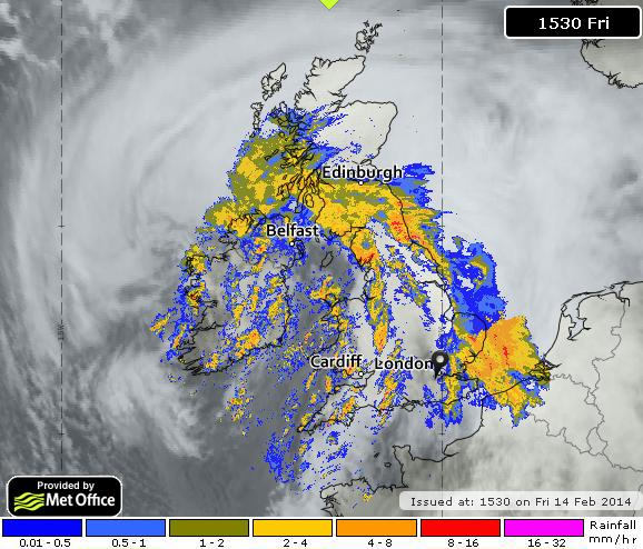 uk IR-rainfall sat image