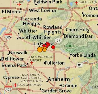 Calif quake 29mar14