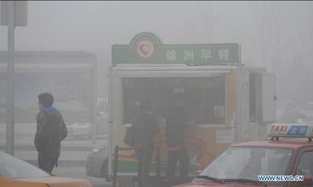 deadly smog in shenyang