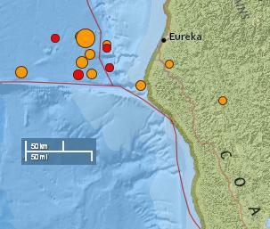 Eureka quake 9-3-14