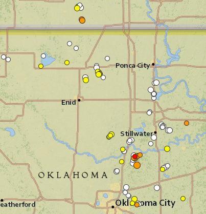 OK quakes 30 days