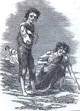 Skibbereen 1847 by-James Mahony