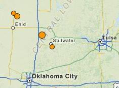 m4 oklahoma quake 19apr14
