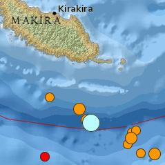 Solomon Island quakes to 12apr14
