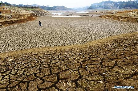 sw china drought 2014-