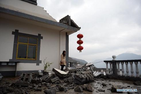 Yunnan EQ 5apr14