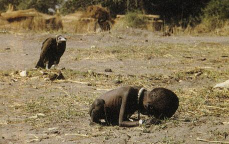 famine in Africa - Kevin Carter