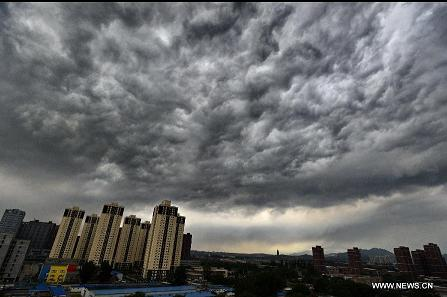 beijing rainstorm warning