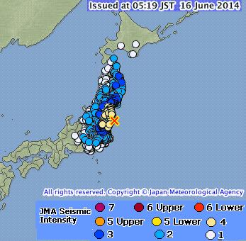 fukushima quake 16jun14