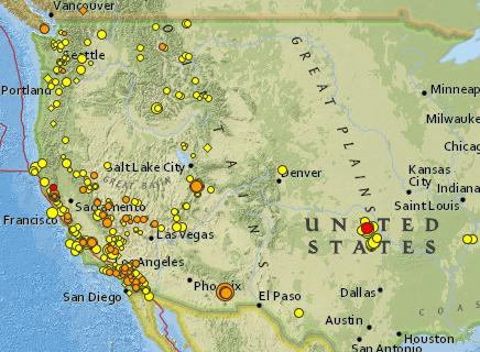 western U-S 7-day eq map 30june 2014