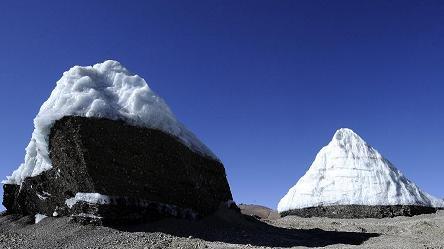 china glacier