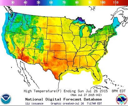 heat index Fire Earth
