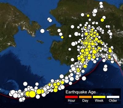 ak seismicity 30 days